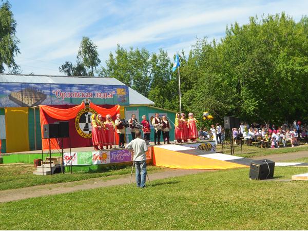 Фестиваль орел