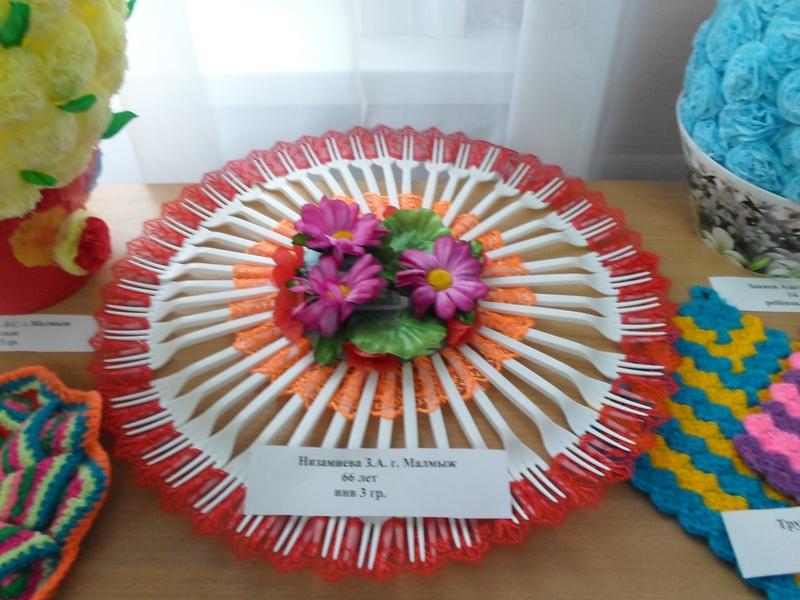 Поделка в подарок детям инвалидам